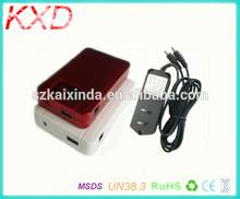 li-ion battery 7.4v 4000mah smart model for heated clothes