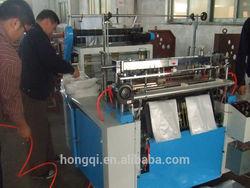 automatic Heat cutting plastic polythene Bag Sealing cutting machine
