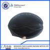 WZ Black microfiber soft case for sunglasses with zipper LB47CASE