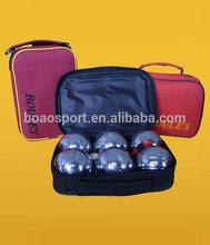 mental boules and petanque bocce balls set