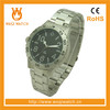 big watch face stainless steel high quality vogue watch