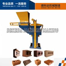 Interlock Moulds for Concrete Blocks, Interlocking Concrete Blocks Molds, Block Molding Making Machine