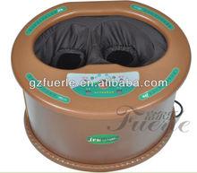 2014 Fuerle new designed ball bearing nude detox massage foot massager in dubai