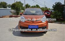 High speed Li-ion battery Passengers SUV 2014 Electric car