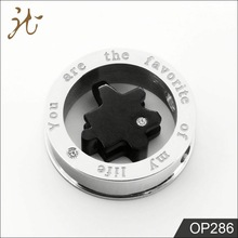 China Best Selling Birthstone Ring Pendant