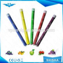 0mg Nicotine 500 puff electronic e shisha pen
