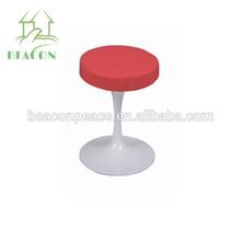 2015 modern tulip shape dining stool