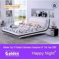 Golden Furniture suppliers UK hot sale double cot bedG892