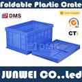 2014 100% virgen pp trasporte y de almacenamiento de plástico plegable del cajón 4#