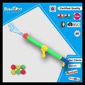 nuevo juego de juguetes para los niños con bola de eva pistola de agua play set