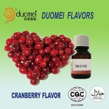 DM-21159 Natural Cranberry Fruit Flavor concentrate & Fragrance essence