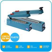 Hand Heat Sealer- Length 300 mm, Plastic, 490 X 350 X 400 mm, TT-Z18B