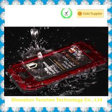Alibaba China Custom Waterproof Mobile Phone Case for iPhone 5