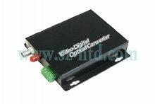 1-Channel Fiber Optic Video Converter