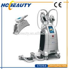 Cryolipolysis machine legs arms / 2014 the best machine of slimming