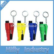 HF-830 Car Escape Safety Hammer Multifunction Emergency Hammer Seat Belt Cutter (CE Certificate)