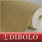 China wallpaper manufacturer Dibolo project wallpaper solid color commercial heavy vinyl deep embossed plain thick wallpaper