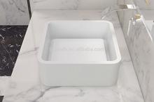 Popular And Nice Stone Resin Countertop Hand Wash Basin C2