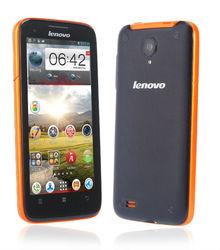 4.5 inch Original Lenovo S750 MTK6589 phone Quad core Android 4.2 1GB/4GB camera 8.0MP GPS Russian 3G smart phone
