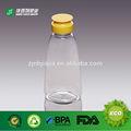 2014 China preço de fábrica venda quente frascos de plástico tampa de rosca
