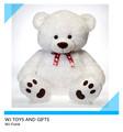 venta al por mayor gaint oso de juguete de felpa sin relleno del oso de peluche de las pieles
