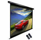 advanced electric motorized projector screen automatic projection screen