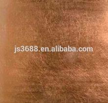 High quality Import antique bronze copper foil leaf