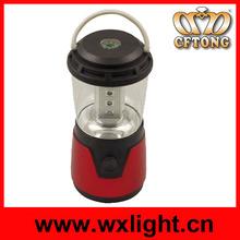 2014 promotion good quality plastic led camping light /led lantern