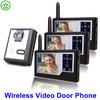 2.4GHz Digital wireless video intercom with 3.5 Inch TFT Screen