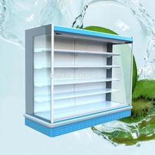 upright display cooler, fruit vegetable freezer,soft drink refrigerator,cold meat chiller...