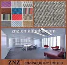 ZNZ PVC balcony waterproof outdoor floor covering