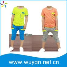 Medida los niños ropa/llanura niños ropa/polo ropa de los niños