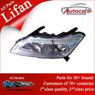 All Lifan 520 auto parts Lifan 520 parts S4121100 Front left head lamp