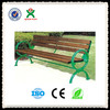 China guangdong factory price outdoor furniture sale/Cheap wooden bench/solid wood garden seats QX-144H