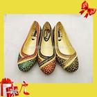 Fashion Beautiful Ladies Heel Closed Shoes
