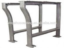 garden bench metal leg