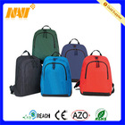 Personalized colorful school backpack bag