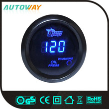"popular 2"" blue LCD rpm gauge auto meter"