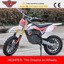 2014 500W 24V Electric Mini Bike, Electric Mini Motorcycle ,Electric Dirt Bike For Kids