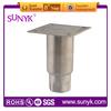 stainless steel legs for kitchen equipment adjust