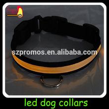 led dog collar dog leashes sex dog/solar led dog leash and collar/led collars for dog