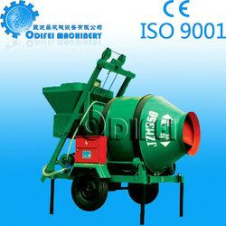 JZM 500 cheap concrete mixer road bitumen