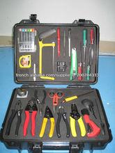 Complete Optical Fiber Tool Kit