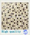 De vidrio de arte de la pared de piedra 300*300 de cristal del azulejo del mosaico mosaico de cerámica