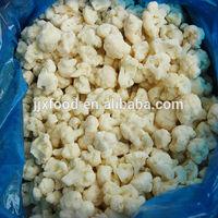 Good quality low price Frozen cauliflower,broccoli for sale