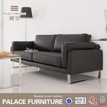 prezzo a buon mercato divano in vera pelle spugna sintetica
