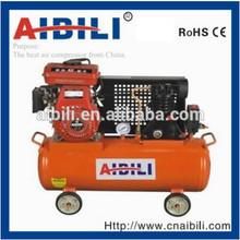 WENLING AIBILI 3.5HP PORTABLE DIESEL/GASOLINE ENGINE AIR COMPRESSOR IBL1051QD
