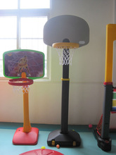 Mini Plastic basketball stands for kids with price kids toy