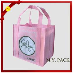 High quality wholesale cheap shopping bag/cheap reusable shopping bags wholesale/promotional cheap logo shopping bags
