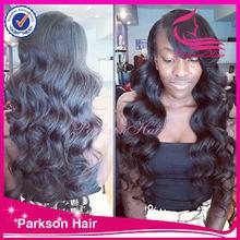 High quality Resistant noble 100 kanekalon fiber synthetic wigs